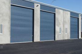 Gliderol Industrial Roller Door