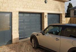 Gliderol Insulated Sectional Door