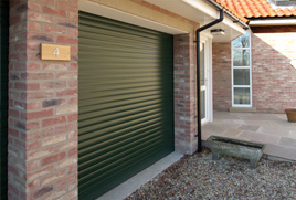 The Uk S Market Leading Steel Roller Garage Door