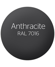 Latest Colour = New latest colour for all roller doors the stylish Anthracite Grey (RAL 7016)