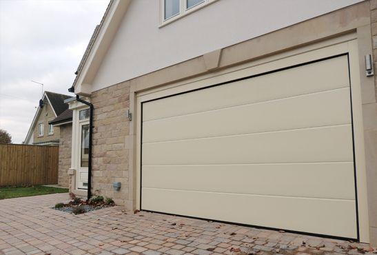 Gliderol Insulated Sectional Door Gliderol Garage Doors
