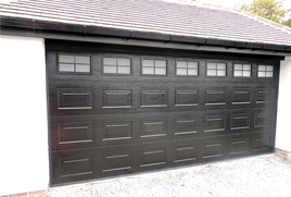 Gliderol Insulated Sectional Door  sc 1 th 181 & The UK\u0027s Market Leading Steel Roller Garage Door Manufacturer ...