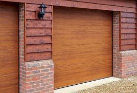 Gliderol Insulated Sectional Door