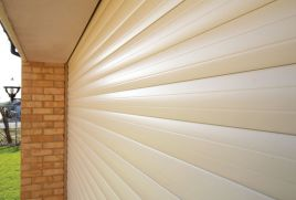 Gliderol Insulated Roller Door